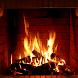 リラックスした暖炉 - 広告はありません