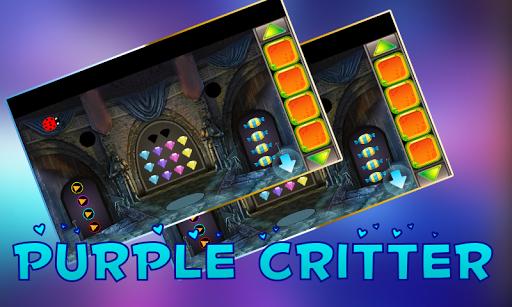 Best Escape Game 411 - Purple Critter Rescue Game