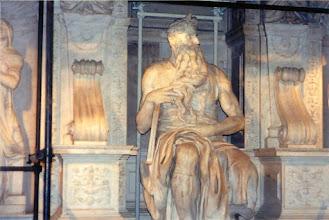 Photo: #021-Moïse de Michel-Ange à San Pietro in Vincoli.