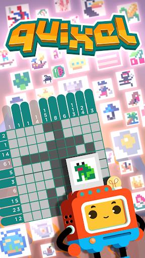 Quixel - Logic Puzzles fond d'écran 1