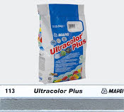 Ultracolor Plus Fogmassa  113 Cement Grey 5 kg