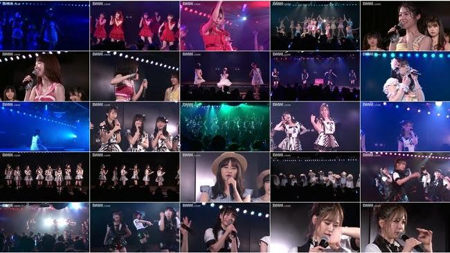 200110 (1080p) AKB48 岩立チームB「シアターの女神」公演 大家志津香 生誕祭 DMM HD