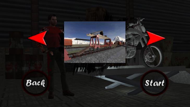 Stunt Bike Extreme Mad Drive- screenshot thumbnail