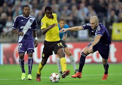 Bram Nuytinck peut-être forfait face à Bruges et Galatasaray