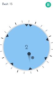 360 Degree Circle Spin 2