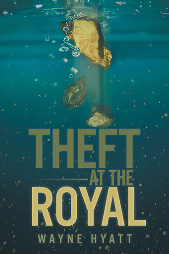 Theft at the Royal cover