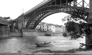 Photo: Gamela de baixo da Ponte da Barca