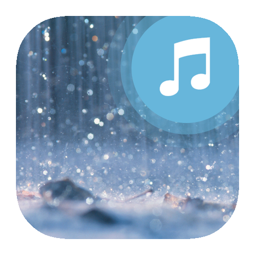 Relax Rain Sounds Storm Music