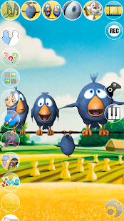 Talking Birds On A Wire- screenshot thumbnail