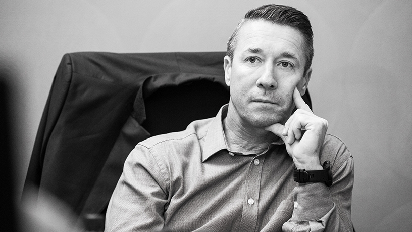 Simon Shaw, business development manager: retail and consumer, WiPro.