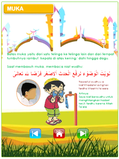 Edukasi Anak Muslim 7.0.1 screenshots 9
