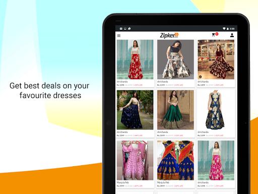 Zipker Women's Online Shopping  screenshots 9