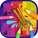 Painting App for Kids - Coloring App icon