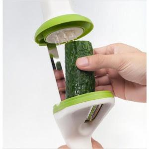 Dispozitiv de feliat fructe si legume Spiral Slicer