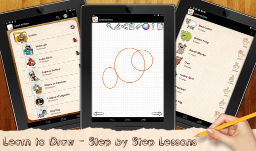 教育必備免費app推薦|ファームペット動物を描画することを学びます線上免付費app下載|3C達人阿輝的APP