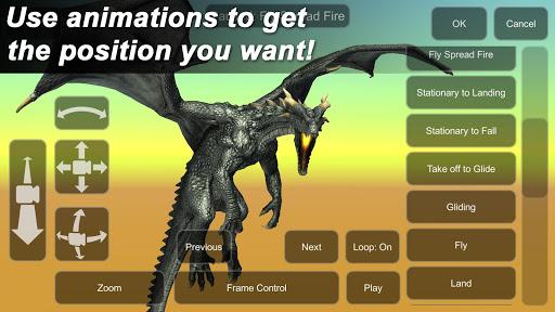 Dragon Mannequin 1.5 screenshots 4