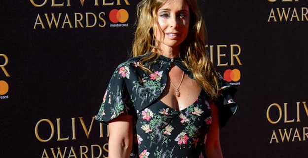 Louise Redknapp became 'fearles' after Strictly Come Dancing
