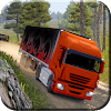 Off road Cargo Truck Sim: Uphill Oil Tanker Driver