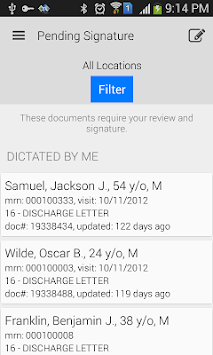 Download M*Modal Fluency Mobile by MModal Inc  APK latest