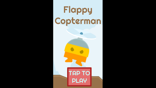Flappy Copterman