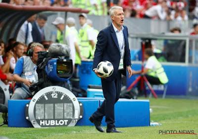 """Didier Deschamps savoure: """"Exceptionnel"""""""
