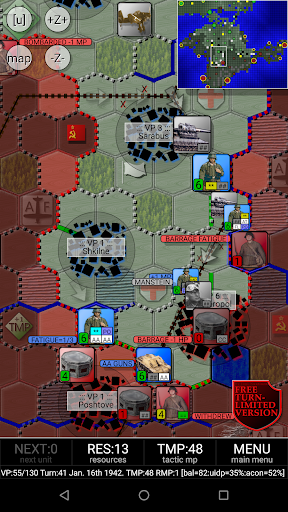 Axis Crimean Campaign 1941-1942 (free) 1.2.6.0 de.gamequotes.net 5