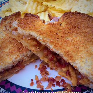 Simple Solutions, B.O.P. Cheese (Bacon, Onions and Pepper Jack Cheese) – 8 Weight Watchers Points Plus Value.