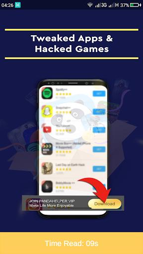 New Panda Helper! Games Launcher VIP! screenshot 2