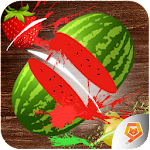 Fruits Samura Fruit Slice 2017 Icon