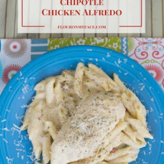 Crock-Pot Chipotle Chicken Alfredo