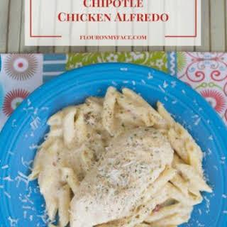 Crock-Pot Chipotle Chicken Alfredo.