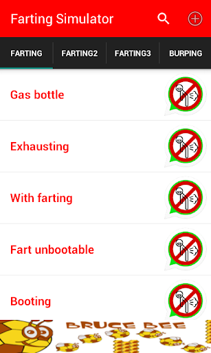 Farting and Burping Simulator
