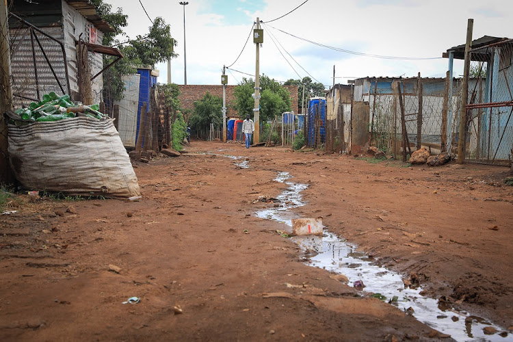 The City of Tshwane is 'not performing' with regards to the urban settlement development grant (USDG) and the upgrading of informal settlements programme (UISP), says the SAHRC. File photo.