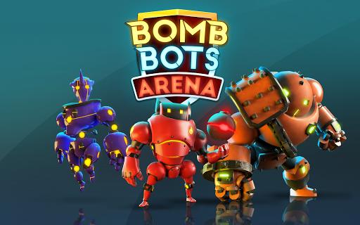 Bomb Bots Arena screenshot 11