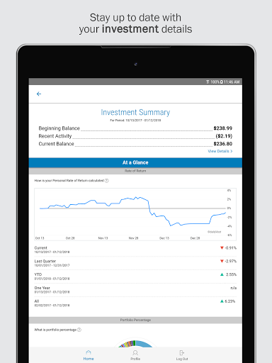 Discovery Benefits Mobile screenshot 7