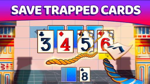 Solitaire TriPeaks - Play Free Card - Solitairians apktram screenshots 5