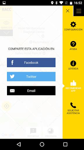 RACC Infotransit screenshot 8