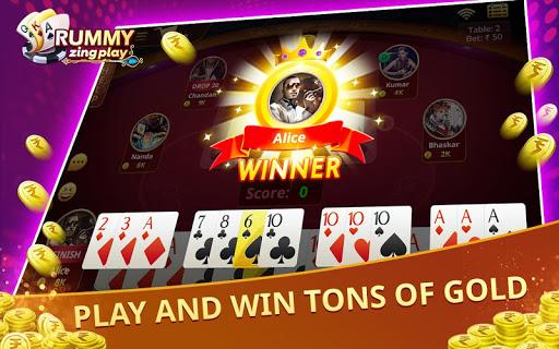 Rummy ZingPlay! Free Online Card Game 0.0.22 screenshots 11