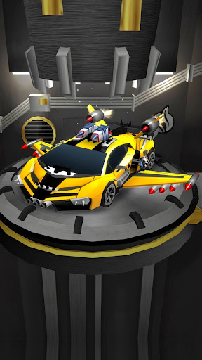 Chaos Road: Combat Racing 1.4.2 screenshots 4