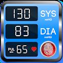 Blood Pressure : BP Health History Records Tracke icon