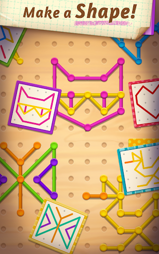 Line Puzzle: Color String Art for Android apk 8