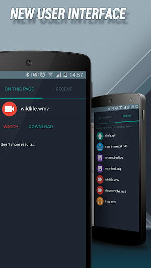 1 Download Manager for Android App screenshot
