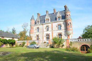 château à Thouarcé (49)