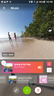 V360 - 360 video editor – Miniaturansicht des Screenshots