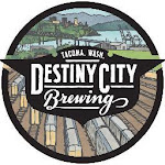 Logo for Destiny City Brewing