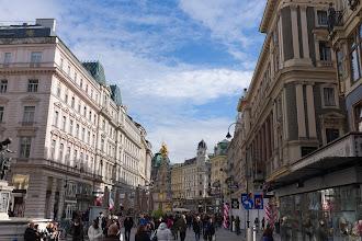 Photo: Downtown Vienna.