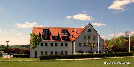 Photo: 10 mei. BRD. Geiselwind. Landshotel Krone.