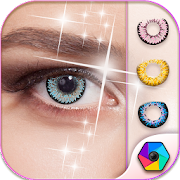 (FREE) EYES STICKER FOR SPE APK for Bluestacks