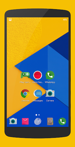 Marshmallow - Icon Pack