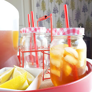 Iced Tea With Ginger Ale Recipes.